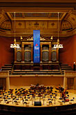 interior stock photography | Czech Republic, Prague, Rudolfinum concert hall, image id 4-960-431