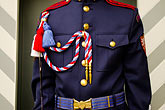 close up stock photography | Czech Republic, Prague, Honor guard at Hradcany Castle, image id 4-960-536