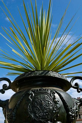 image 4-960-6505 Czech Republic, Prague, Waldstein Gardens
