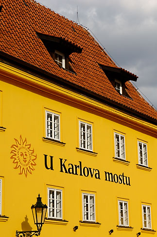 image 4-960-6696 Czech Republic, Prague, Mala Strana, U karlova Most Inn