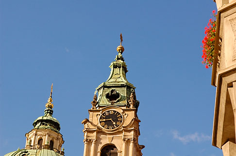 image 4-960-6715 Czech Republic, Prague, Mala Strana, St Nicholas Church