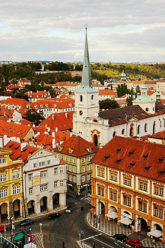 image 4-960-687 Czech Republic, Prague, Mala Strana square