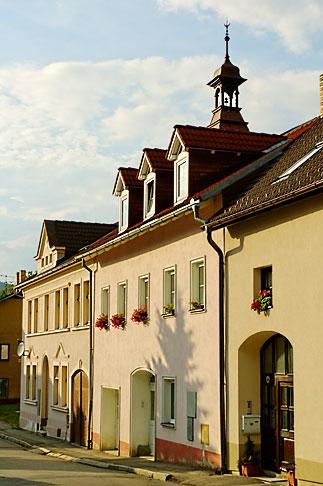 image 4-960-7310 Czech Republic, Pisek, Street scene