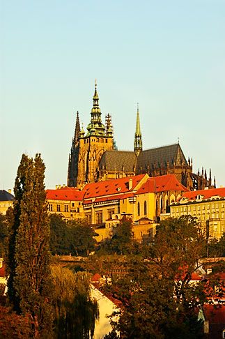 image 4-960-743 Czech Republic, Prague, Hradcany Castle
