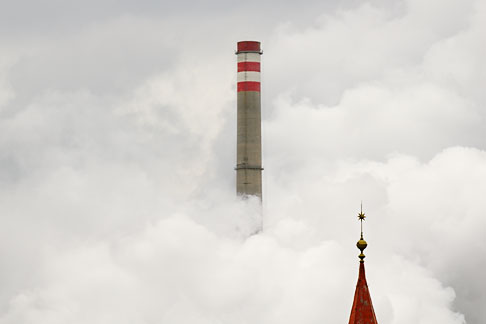 image 4-960-7549 Czech Republic, Chvaletice, Power Plant