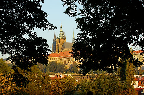 image 4-960-760 Czech Republic, Prague, Hradcany Castle