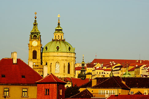image 4-960-772 Czech Republic, Prague, St Nicholas Church, Mala Strana