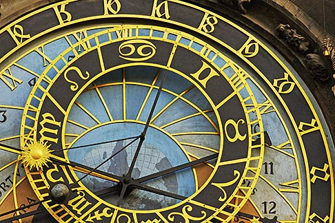 image 4-960-792 Czech Republic, Prague, Astronomical Clock, Old Town Square