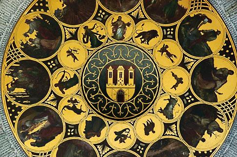 image 4-960-809 Czech Republic, Prague, Astronomical Clock, Old Town Square