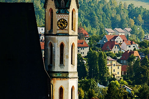 image 4-960-974 Czech Republic, Cesky Krumlov, St Vitus Church