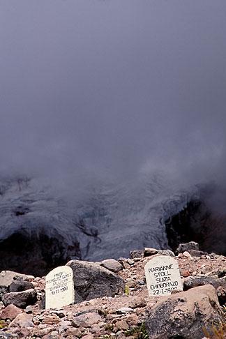 image 2-24-24 Ecuador, Climbers cemetery on Chimborazo