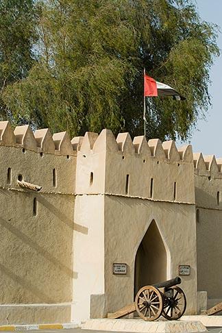 image 8-730-1806 United Arab Emirates, Abu Dhabi, Al Ain, Al Ain, Sultan Bin Zayed Fort Eastern Fort