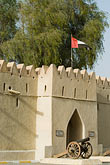 sultan bin zayed fort eastern fort stock photography | United Arab Emirates, Abu Dhabi, Al Ain, Al Ain, Sultan Bin Zayed Fort (Eastern Fort), image id 8-730-1806
