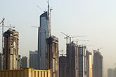 development stock photography | United Arab Emirates, Dubai, Dubai Marina, construction site, image id 8-730-1875