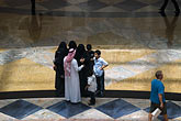 muslim women stock photography | United Arab Emirates, Dubai, Shopping mall interior, image id 8-730-1897