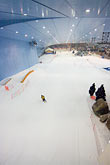 slope stock photography | United Arab Emirates, Dubai, Ski Dubai, indoor ski area, image id 8-730-31