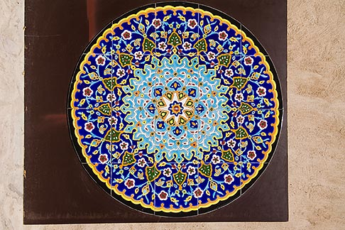 image 8-730-9360 United Arab Emirates, Dubai, Decorative Mosaic