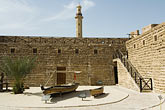 security gate stock photography | United Arab Emirates, Dubai, Dubai Museum, interior courtyard, image id 8-730-9414