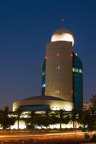 image 8-730-9474 United Arab Emirates, Dubai, Etisalat Building, Deira