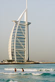 sea stock photography | United Arab Emirates, Dubai, Burj Al Arab, image id 8-730-9544