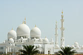 architecture stock photography | United Arab Emirates, Abu Dhabi, Sheikh Zayed Mosque, image id 8-730-9672