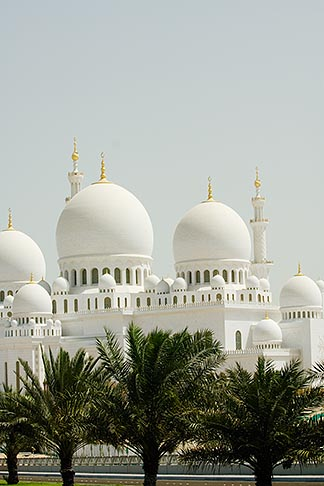 image 8-730-9698 United Arab Emirates, Abu Dhabi, Sheikh Zayed Mosque
