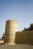 banner stock photography | United Arab Emirates, Abu Dhabi, Al Ain, Al Jahili Fort, built in 1898, image id 8-730-9775