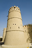 square stock photography | United Arab Emirates, Abu Dhabi, Al Ain, Al Jahili Fort, built in 1898, image id 8-730-9777