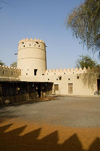 image 8-730-9800 United Arab Emirates, Abu Dhabi, Al Ain, Sultan Bin Zayed Fort Eastern Fort