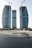 high rise stock photography | United Arab Emirates, Dubai, Dubai Marina, construction site, image id 8-730-9894