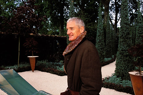 image 3-753-4 England, Chelsea Flower Show, The Wrong Garden, and James Dyson, designer