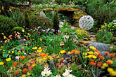 color stock photography | England, Chelsea Flower Show, Hasmead Octopus Garden, image id 3-753-55