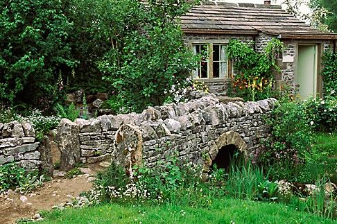 image 3-753-94 England, Chelsea Flower Show, Yorkshire Forward Garden