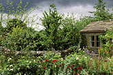 shelter stock photography | England, Chelsea Flower Show, Yorkshire Forward Garden, image id 3-754-1