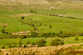 yorkshire stock photography | England, North Yorkshire, Rosedale, farms and houses , image id 4-900-2244