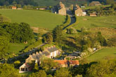 yorkshire stock photography | England, North Yorkshire, Rosedale, farms and houses , image id 4-900-2254