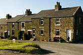hill cottages stock photography | England, North Yorkshire, Rosedale, Hill Cottages, image id 4-900-2273