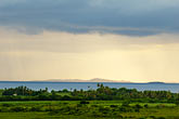 storm clouds stock photography | Fiji, View of Mamanuca Islands from Viti Levu, image id 5-610-9246