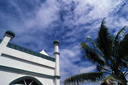 image 9-530-88 Fiji, Mosque near Nadi
