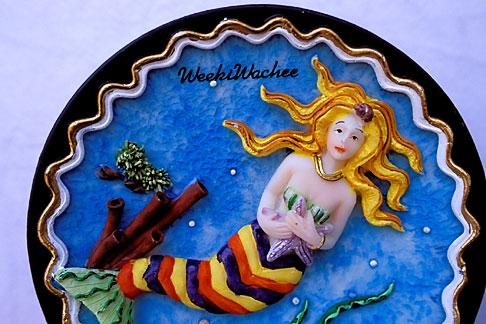 image 2-465-29 Florida, Weeki Wachee Springs, Weeki Wachee Springs