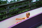 water slide stock photography | Florida, Weeki Wachee Springs, Weeki Wachee Springs, Buccaneer Bay water park, image id 2-465-5