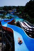 water slide stock photography | Florida, Weeki Wachee Springs, Weeki Wachee Springs, Buccaneer Bay water park, image id 2-466-17