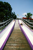 water slide stock photography | Florida, Weeki Wachee Springs, Weeki Wachee Springs, Buccaneer Bay water park, image id 2-466-22