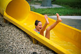 one girl only stock photography | Florida, Winter Haven, Cypress Gardens, Water Park, image id 2-481-49