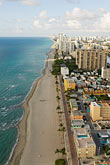 beach stock photography | Florida, Miami, Miami Beach, aerial photo, image id 7-672-2473