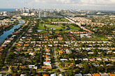 image 7-672-2499 Florida, Miami, North Miami, aerial photo