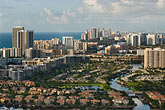 beach stock photography | Florida, Miami, Miami Beach, aerial photo, image id 7-672-6775