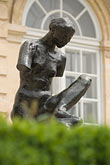 franzosen stock photography | France, Paris, Rodin Museum, La Muse de Whistler, image id 6-450-1272