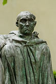 ville de paris stock photography | France, Paris, Rodin Museum, The Burghers of Calais, detail, image id 6-450-1315