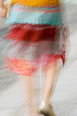 woman walking stock photography | Fashion, Dress in motion, image id 6-450-1327